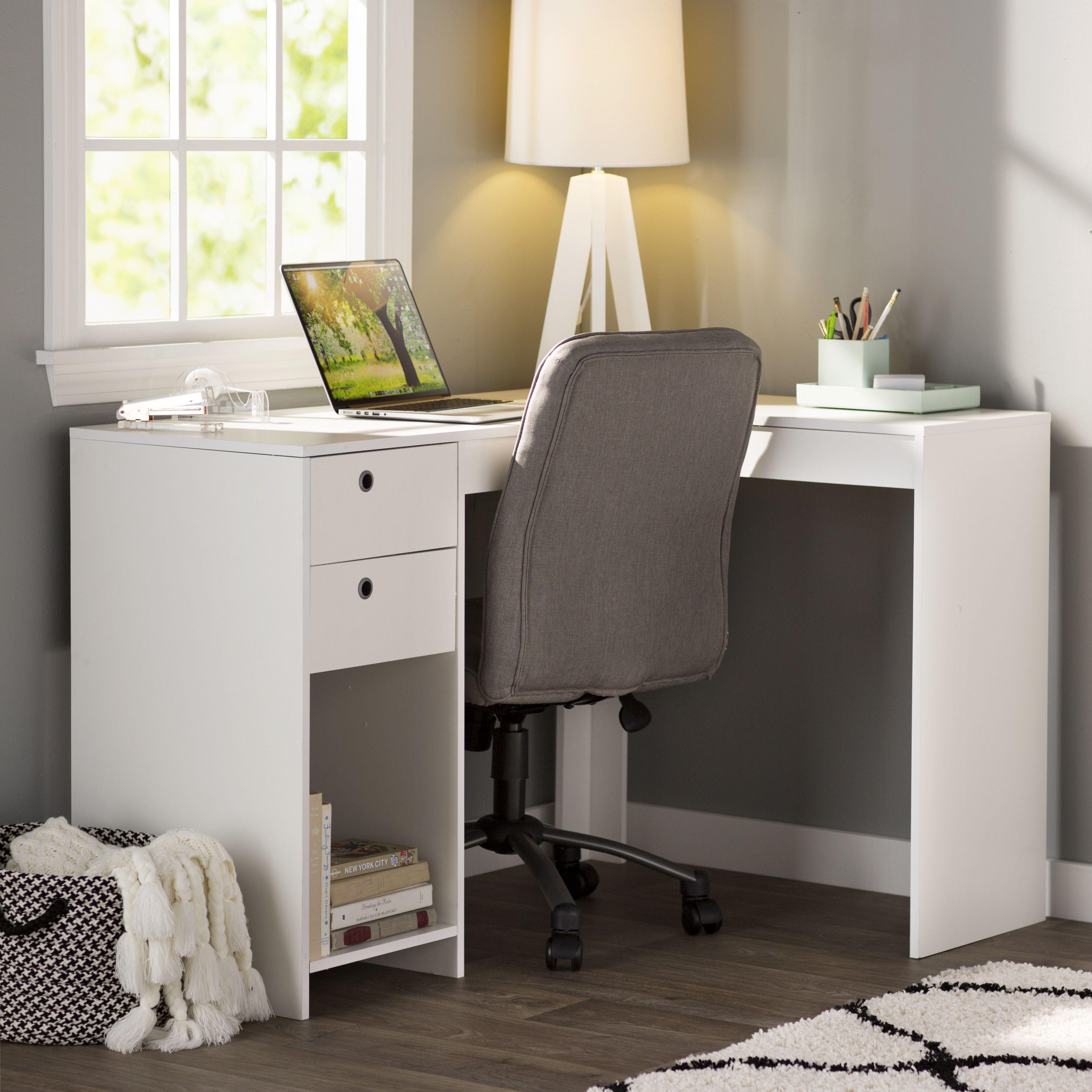 Hashtag Home Angelica L-Shape Credenza desk | LUCY\'S BIG ...