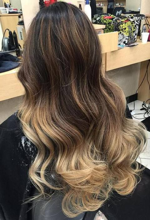 70 Flattering Balayage Hair Color Ideas For 2018 Pinterest Ombre