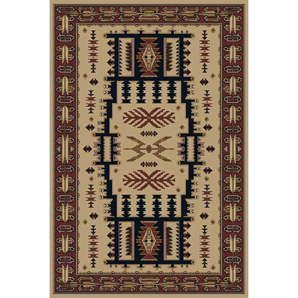 Northfork Linen 8x10 Area Rug American Furniture Warehouse