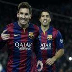 Copa del Rey: Barcelona superó a Atlético Madrid con un gol de Lionel Messi y espera la revancha