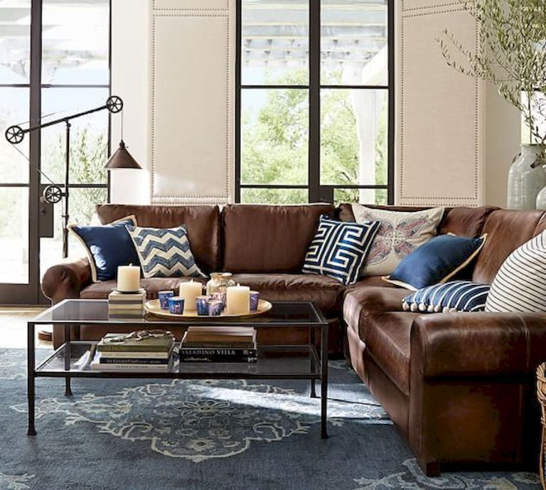 33 Best Industrial Living Room Ideas (1 (With images ...