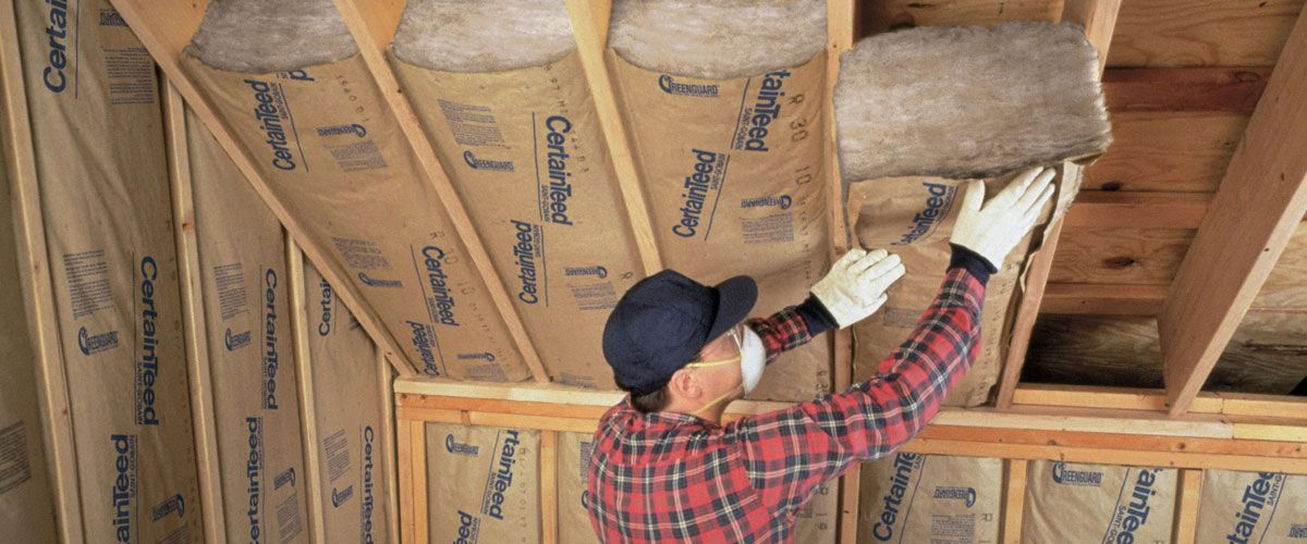 Since The Task Of Installing This Insulation Job Can Be A Complex One Having An Equi Home Improvement Contractors Types Of Attic Insulation Home Window Repair