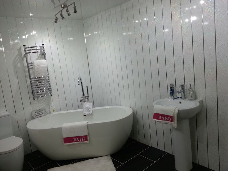Bathroom Wall Panels And Shower Panels. Bathroom Cladding Panels Tile Effect
