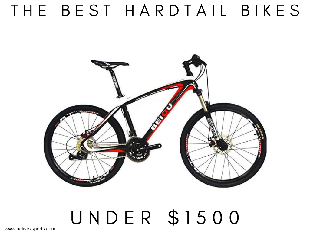 The Best Hardtail Bikes You Will Find Under 1500 Hardtail