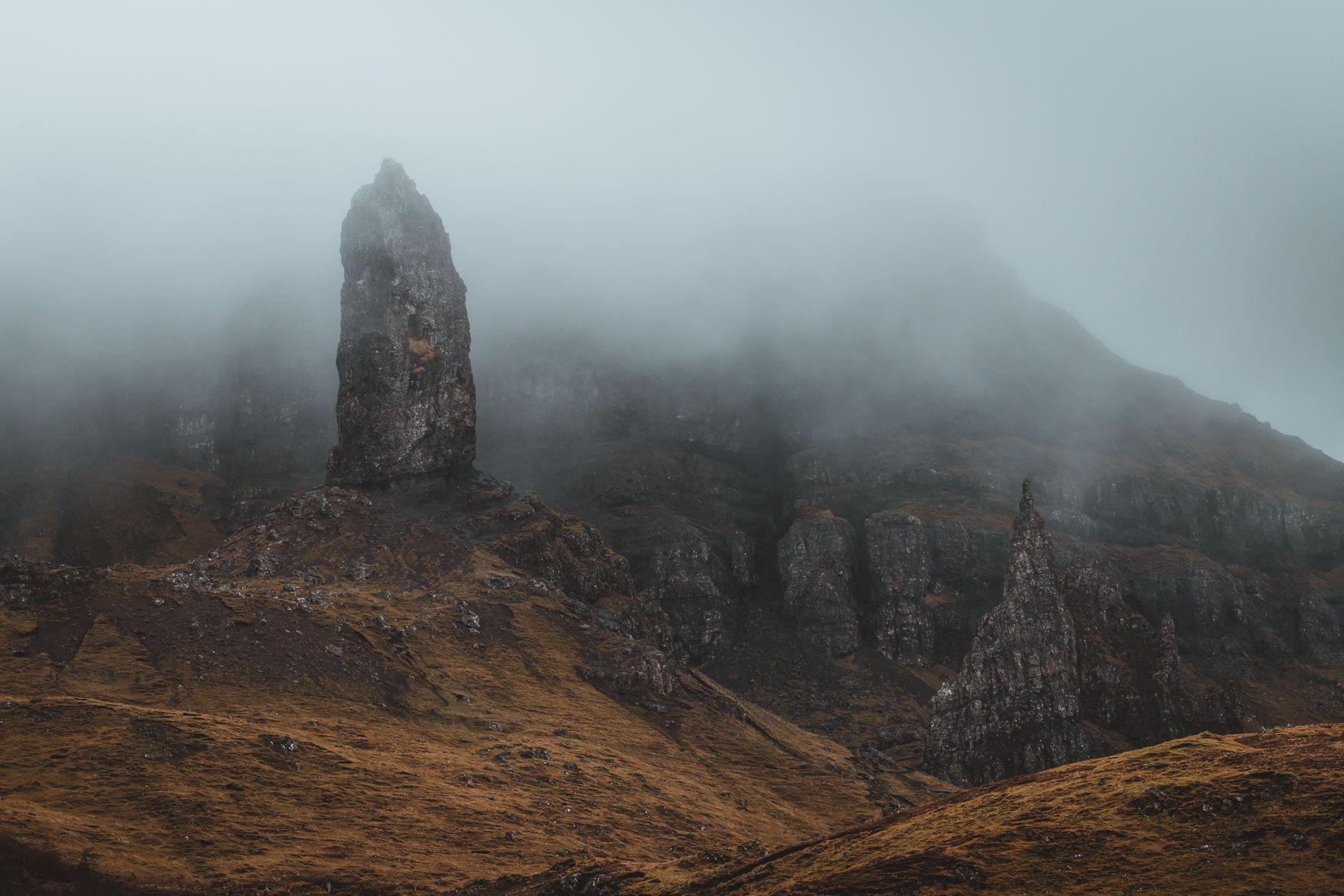 Moody Landscapes Lightroom Presets For Desktop Mobile Dng Landscape Photography Tutorial Landscape Photography Foggy Weather