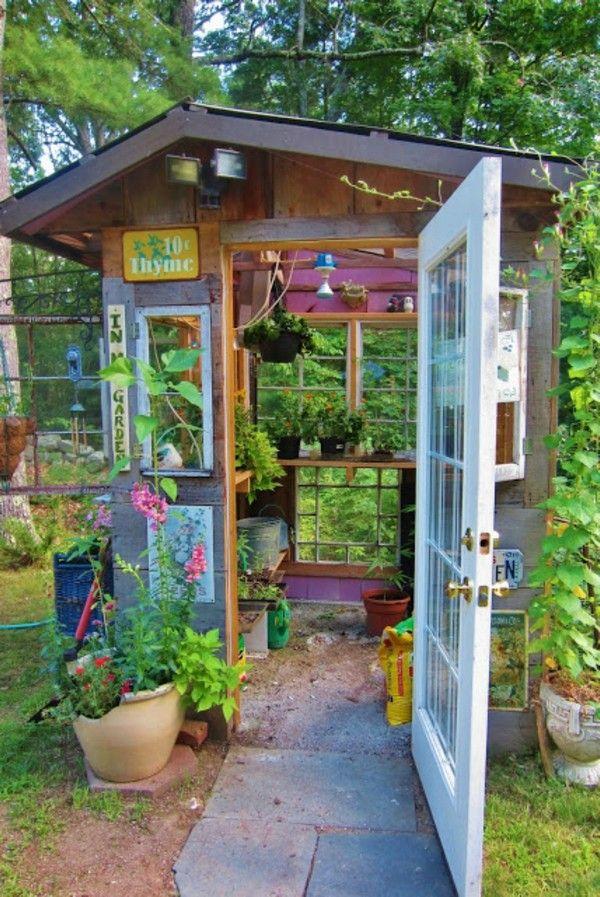 15 wunderliche reizend GartenHalleEntwürfe