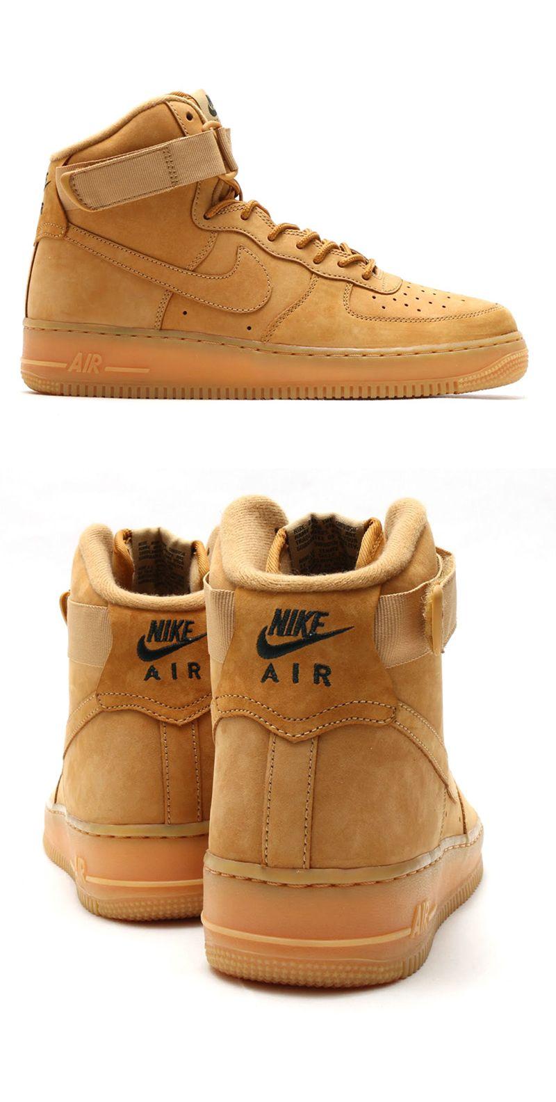 Nike Air Force 1 High | Zapatillas nike para hombre, Zapatos ...