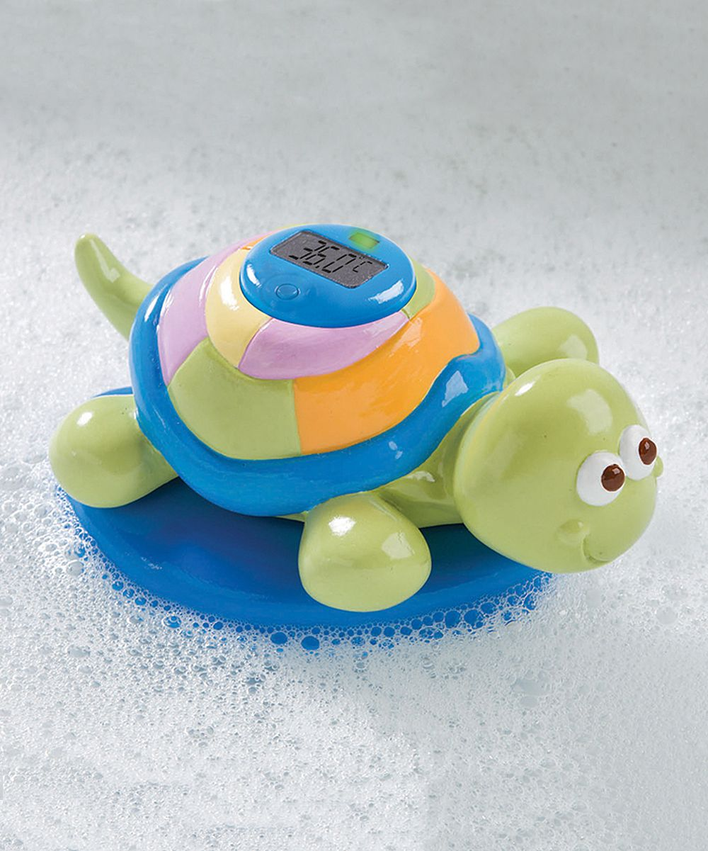 Turtle Digital Bath Thermometer.