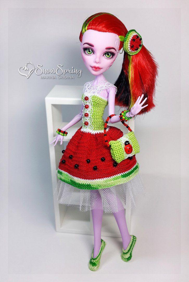 Вязание для кукол спицы и крючок - 3 – 190 фотографий ...