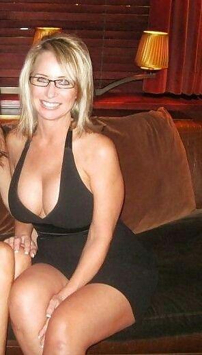 Blonde busty mature movie