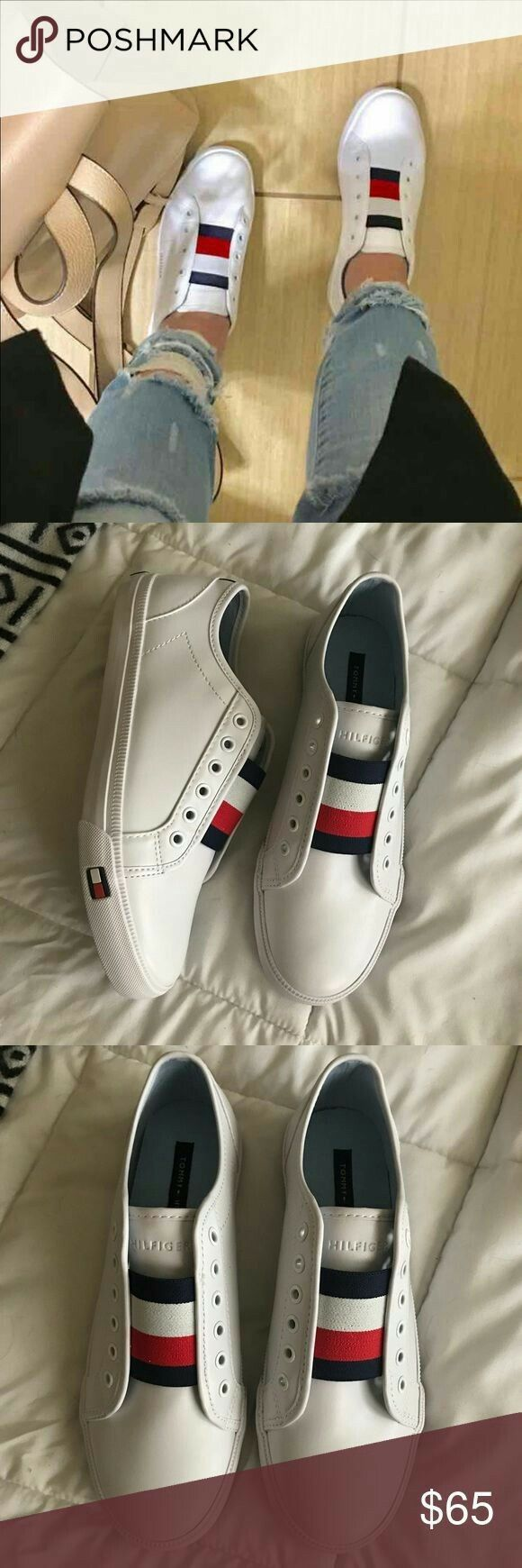 Pin By O Amer 5 On Shoes Tommy Hilfiger Sneakers Tommy Shoes Tommy Hilfiger Fashion