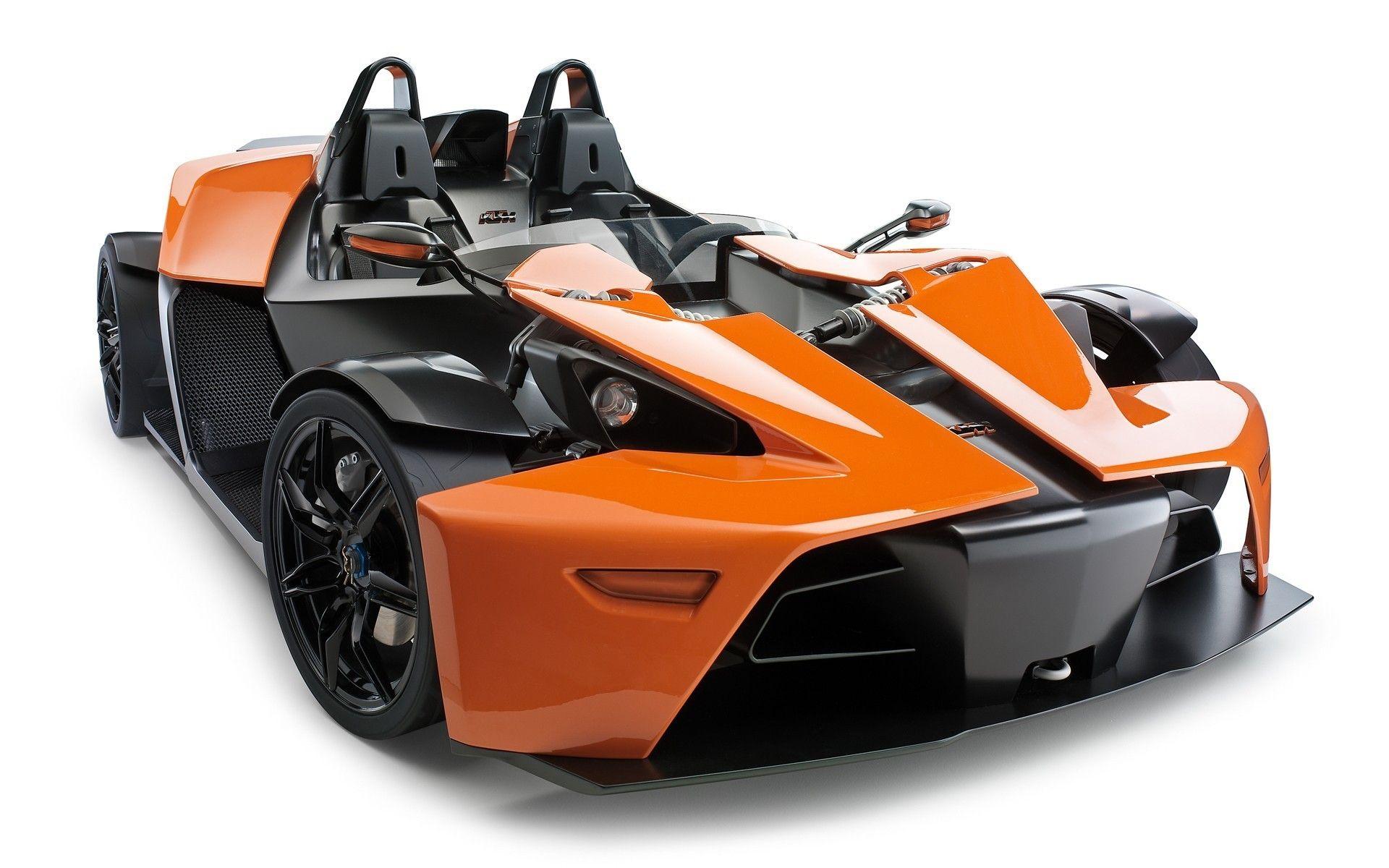 orange - Super Fast Cars