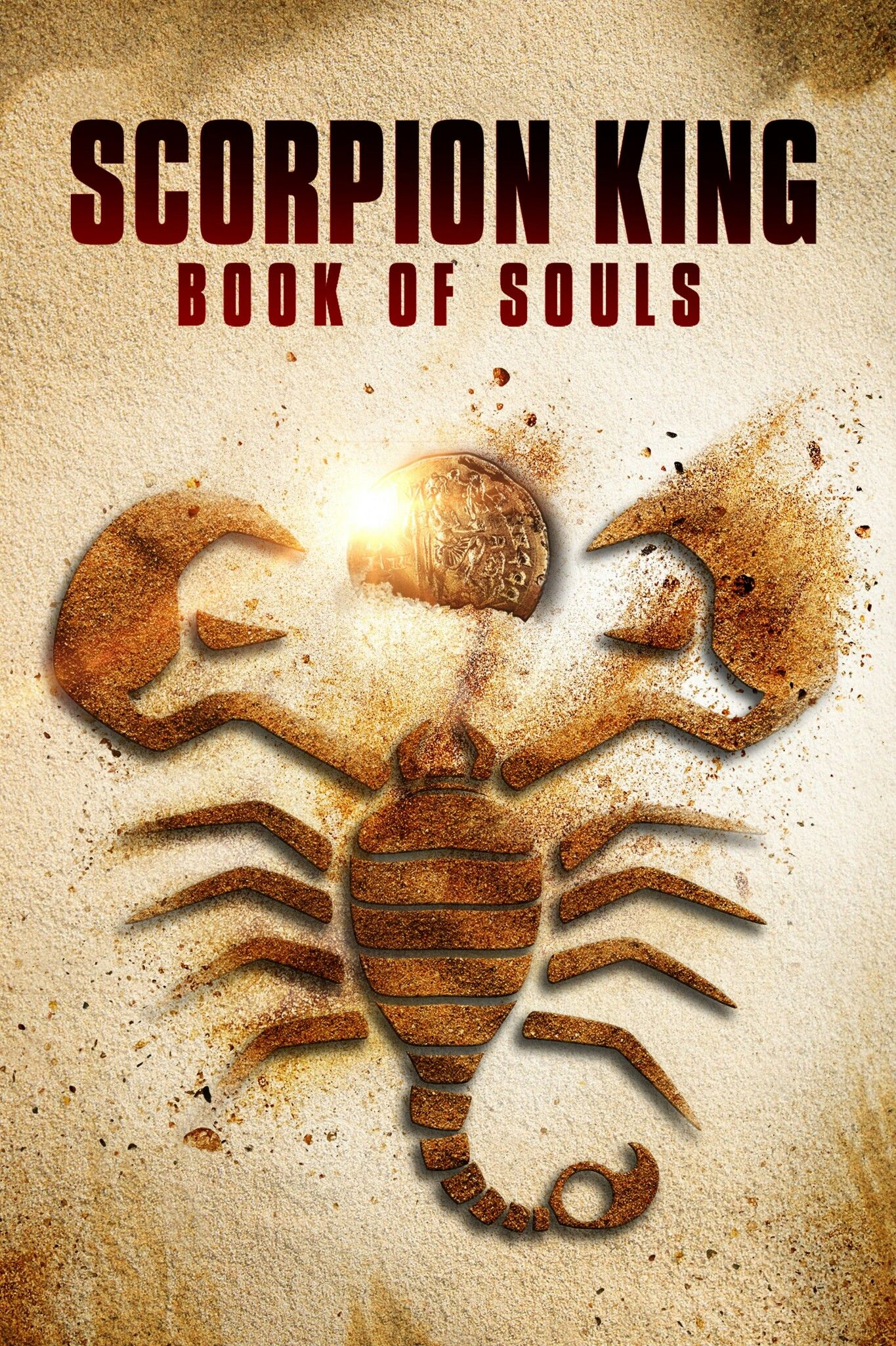 Scorpian King Book Of Souls Movie Poster Scorpianking Fantastic Movie Posters Scifimovies Posters Horrormovies Posters Act King Book Kings Movie Soul Movie