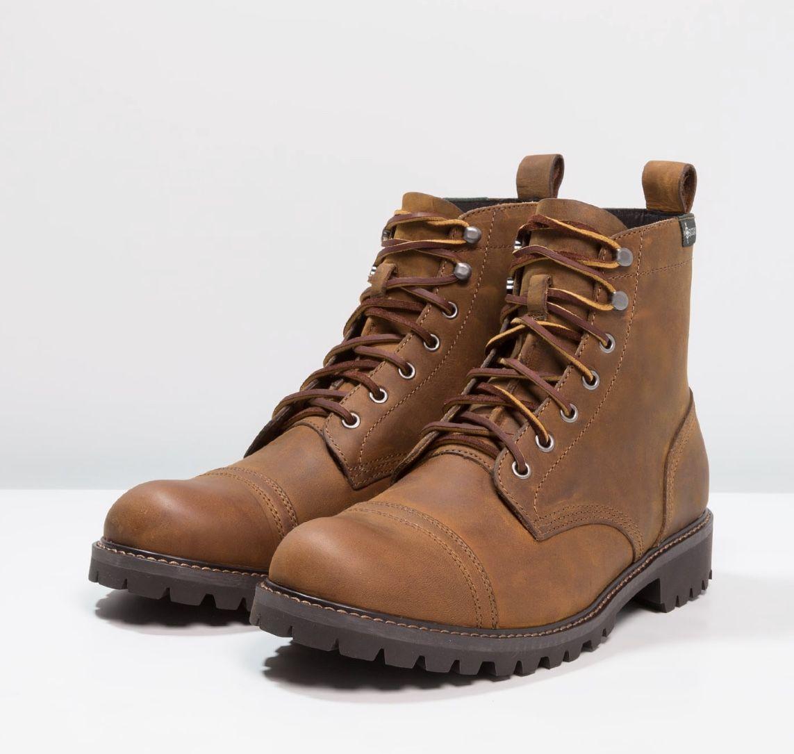 Timberland Botas de Cordones 6 in WP Brogue Boot Negro EU 44 (US 10) 8khMv6Dj3s