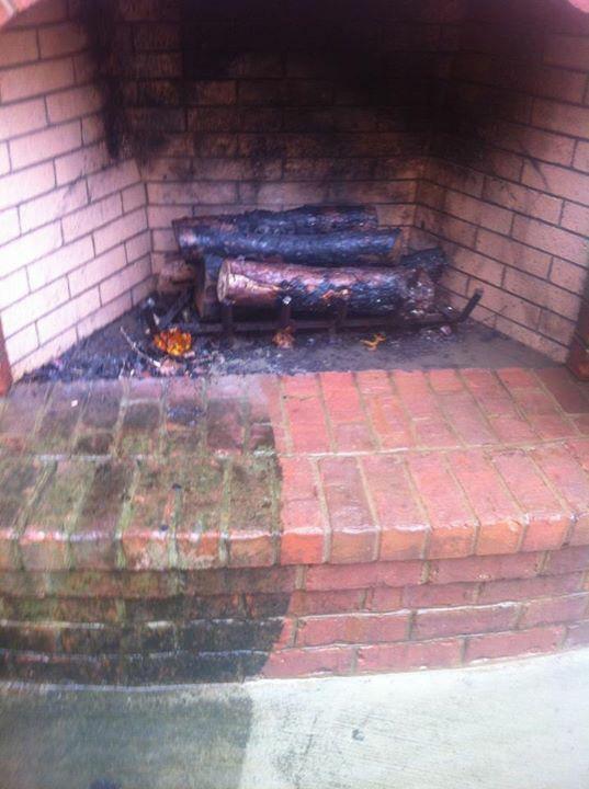Brick Pressurewashing Wnc Offers A Safe Amp Effective Non