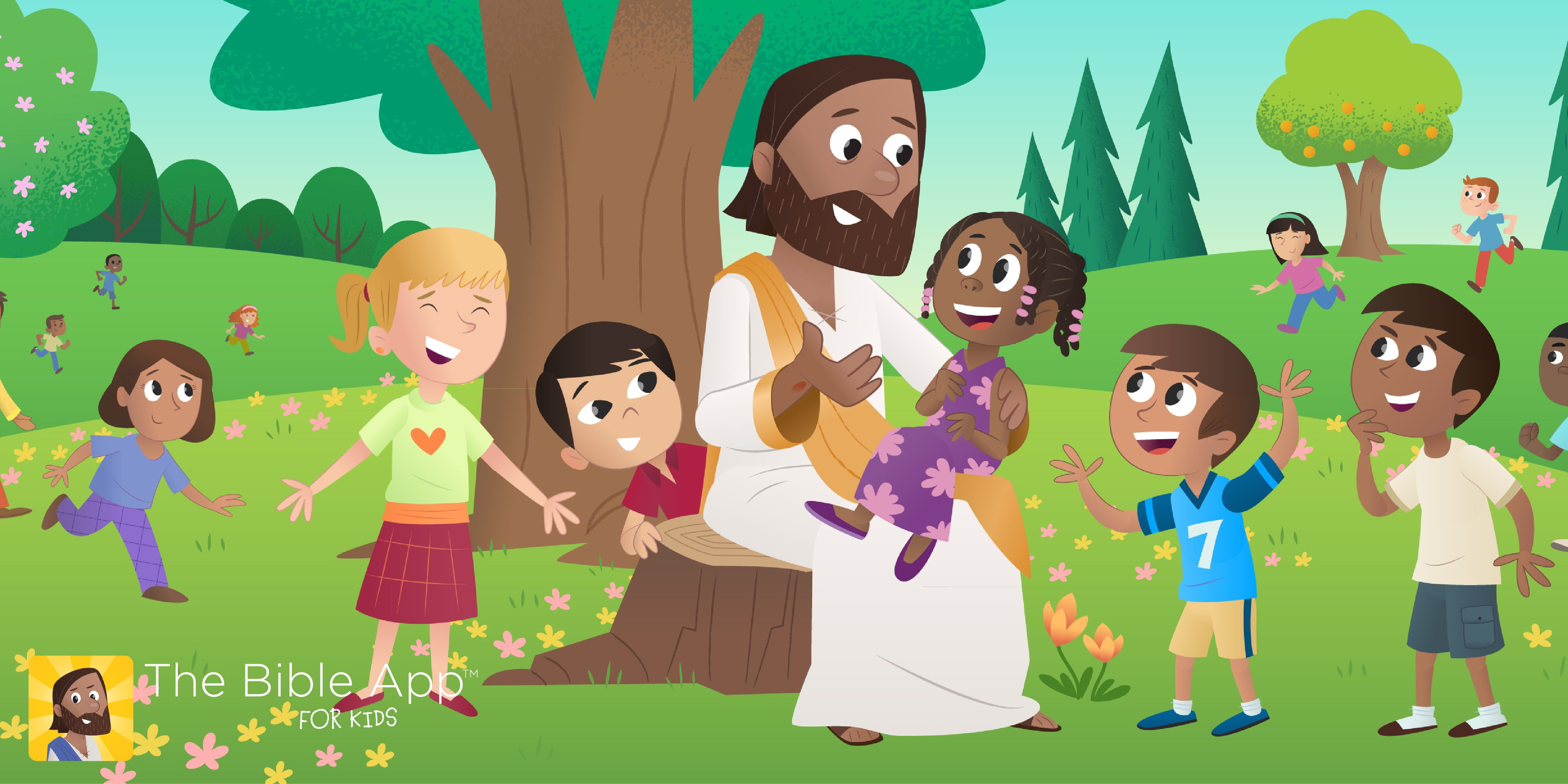 Bible Story Images For Kids