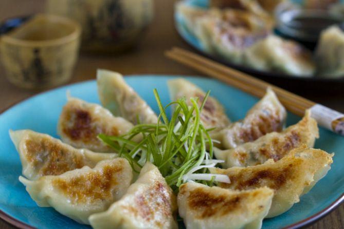 Vídeo Receta: U0027Gyozasu0027 O Empanadillas Japonesas | Cocino Thai