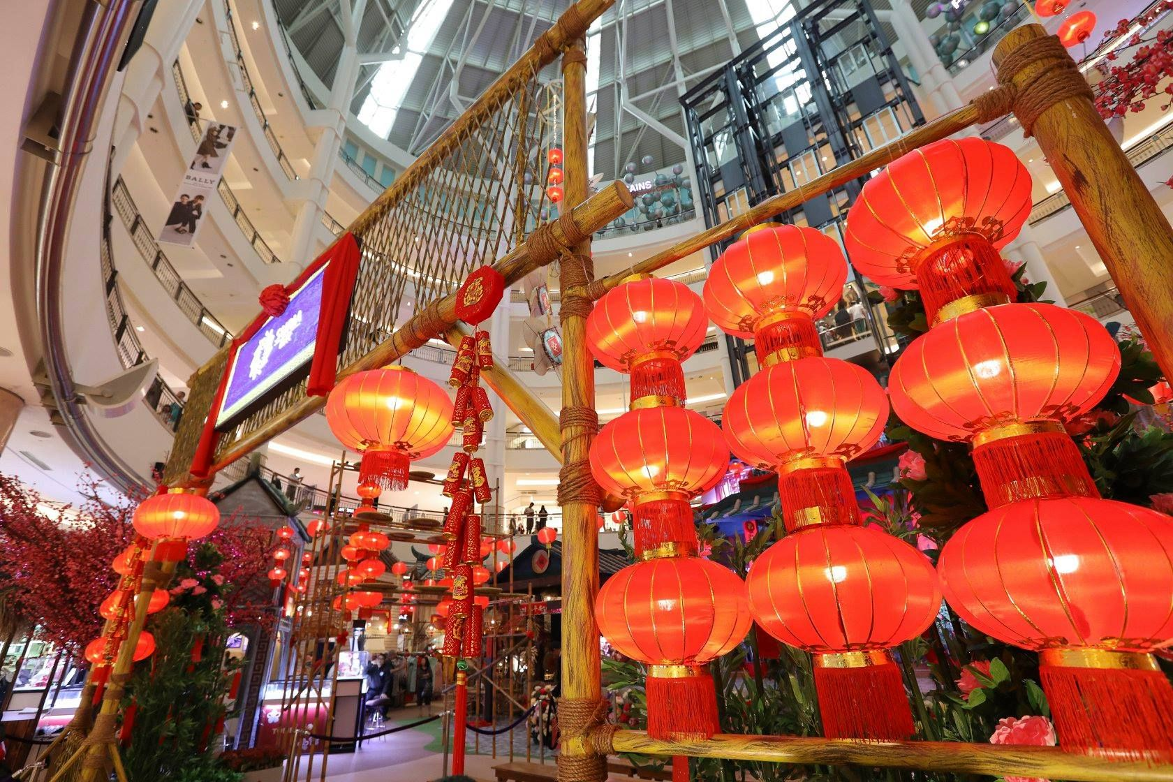 Suria KLCC,Malaysia_Lunar New Year 2018_12 (With images ...
