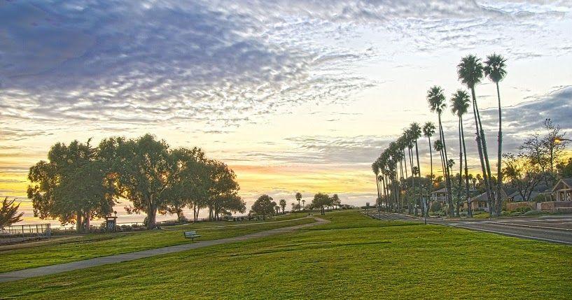 Parque Shoreline em Santa Bárbara #viagem #california