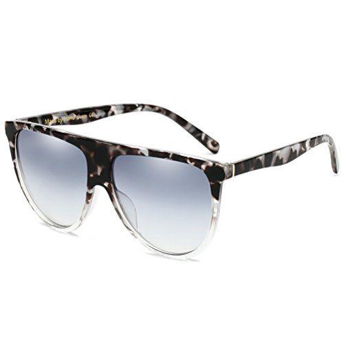 24248be5982 Woiloe Sunglasses for Women Oversized