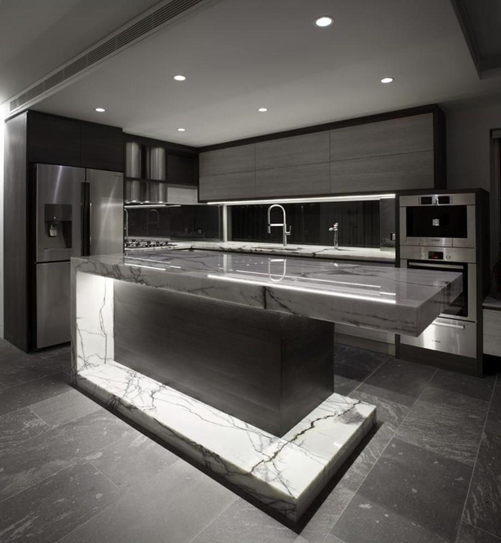 39 amazing luxury kitchens design ideas with modern style with images kitchen design open on l kitchen interior modern id=57207
