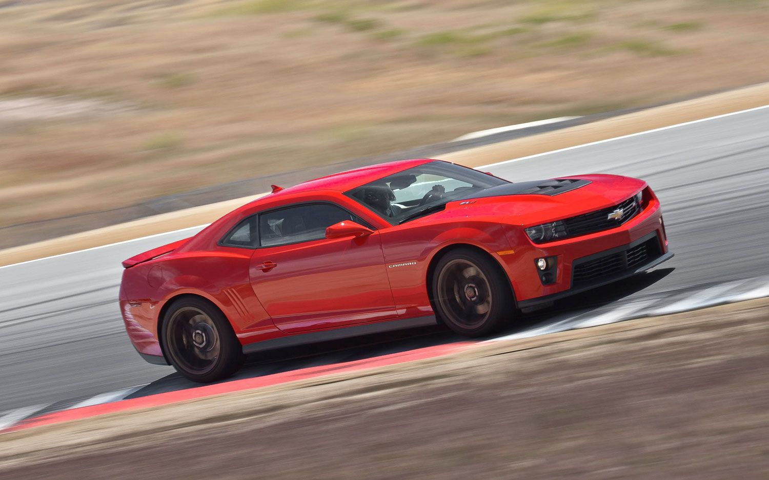 Best Driver's Car 2012 Camaro ZL1, Shelby GT500, Seven