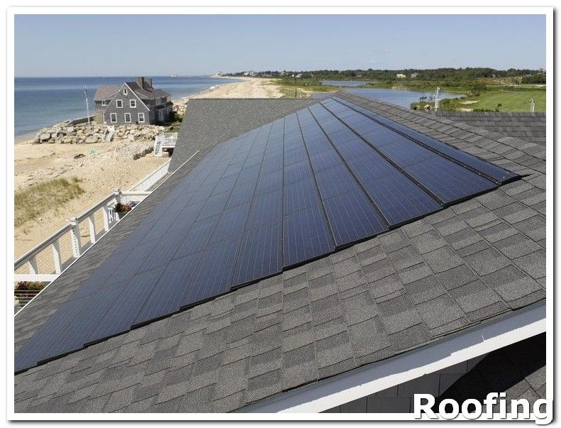 ** Roofing Shingles ** The first thing you should do is