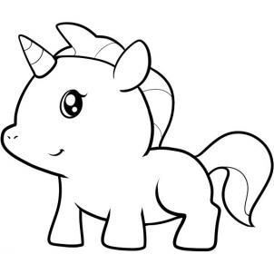 How To Draw Cool Things Fantasy For Kids How To Draw A Unicorn