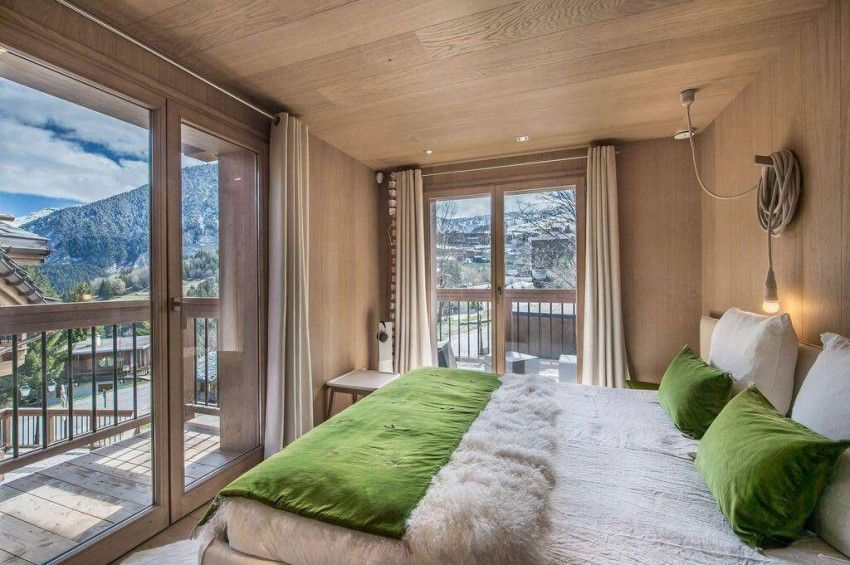 A Bright Chalet in the Mountains of France by Angelique Buisson ...