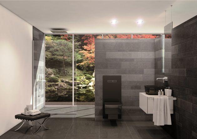 TECElux – das neue WC-Terminal von TECE | Pinterest | Grau ...
