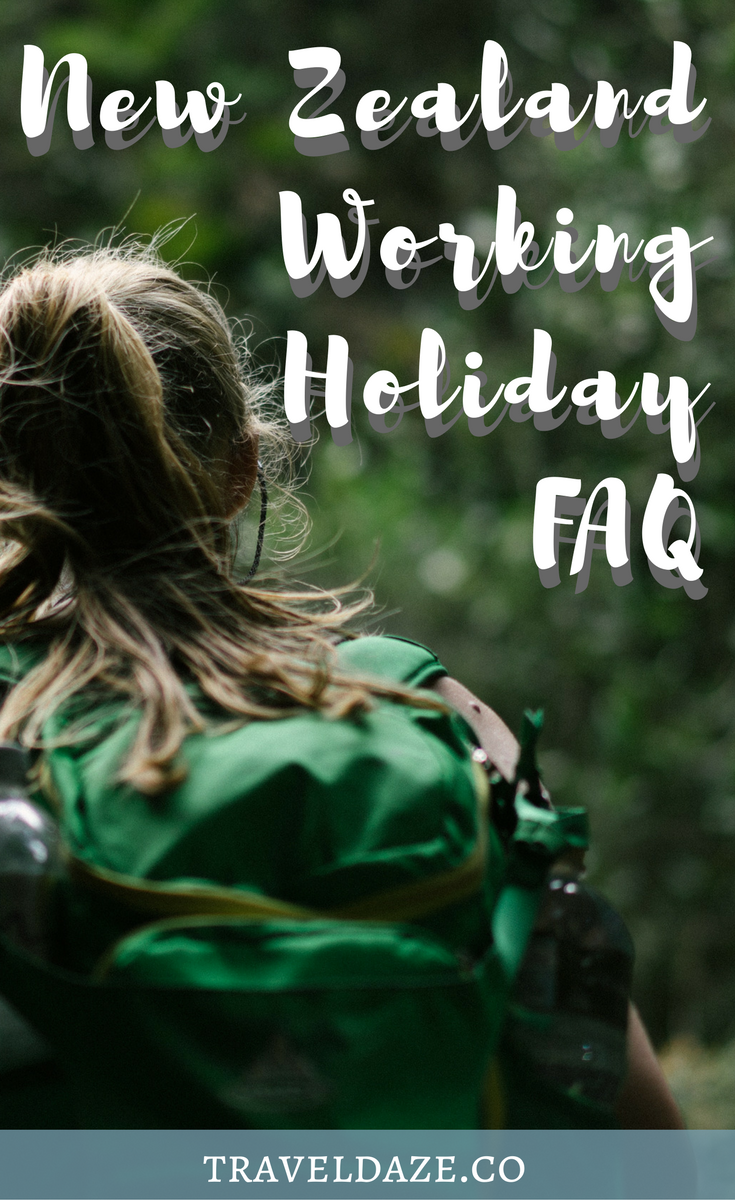 Answering Your Most Asked New Zealand Working Holiday
