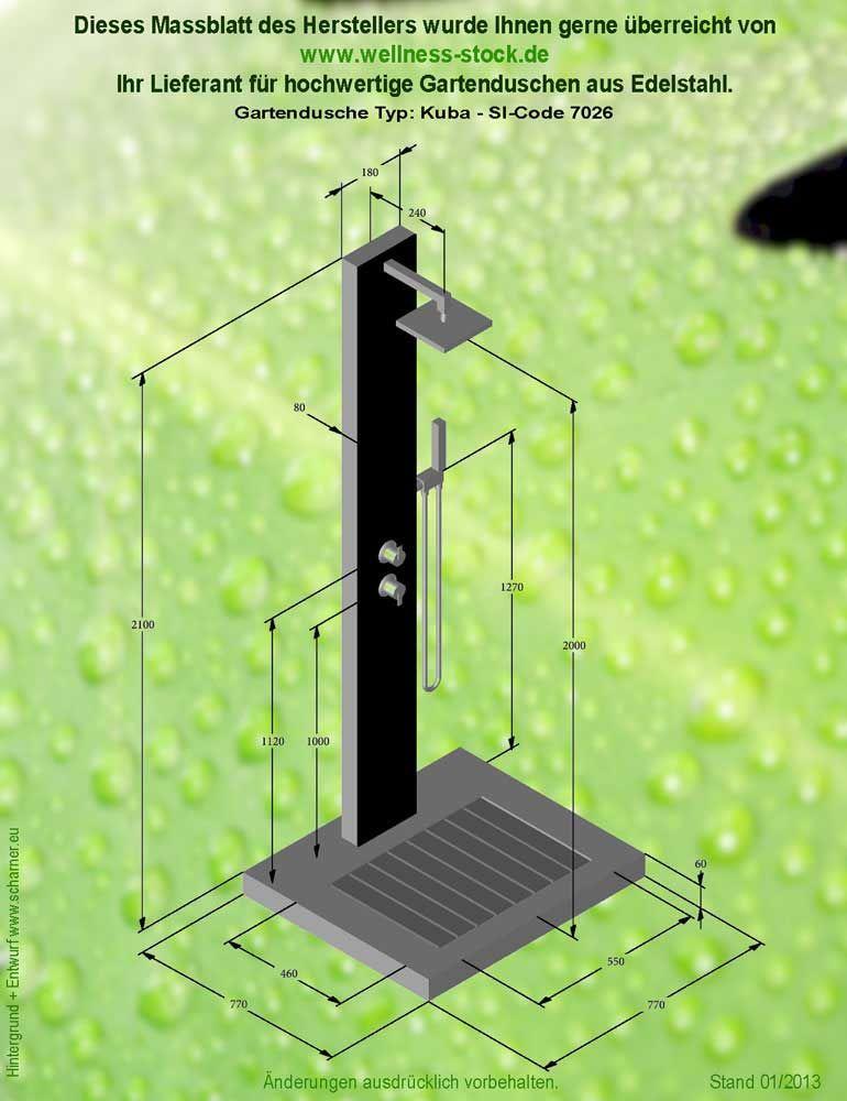 Pin Von Peter H Auf Gartendusche Glasduschen Dusche Gartendusche
