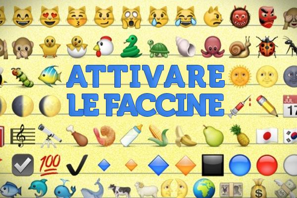 Con un trucco � possibile inviare centinaia di nuove emoticon nei commenti su Facebook. Scopri come inviare faccine ed emoji da computer tablet e cellulare!