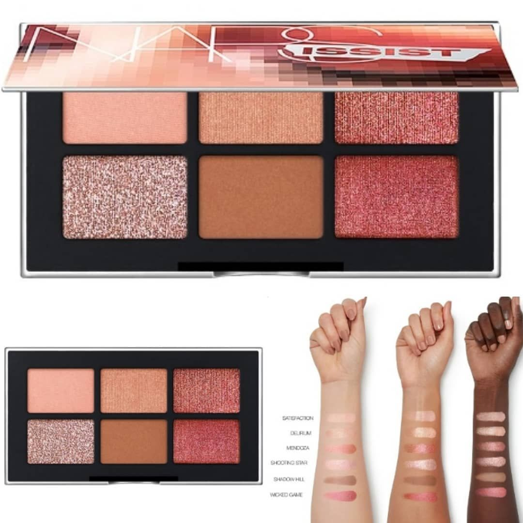 New The 10 Best Makeup Today With Pictures Update New Mini Wanted Eyeshadow Palette Narsissist Is A Best Makeup Products Eyeshadow Eyeshadow Palette