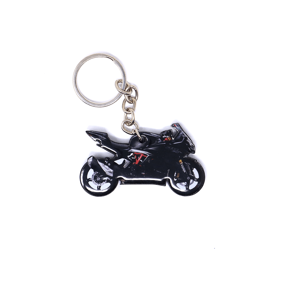 Fashion Bike Keyring Keychain Bike Jewelry Keychain Metal Fashion