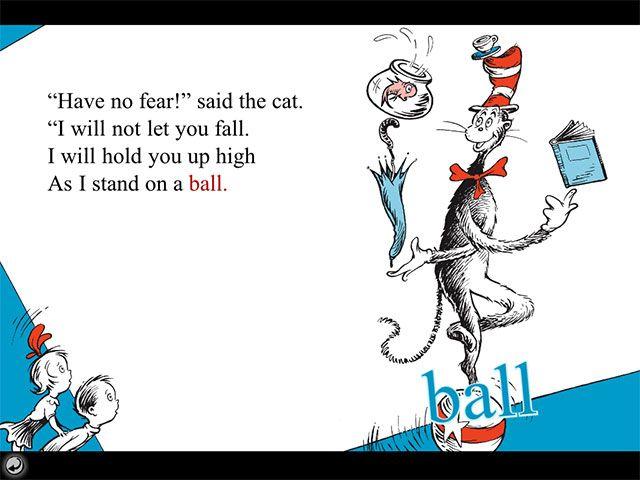 Dr Seuss Comes To The Ipad Dr Seuss Book Dr Seuss Quotes Seuss