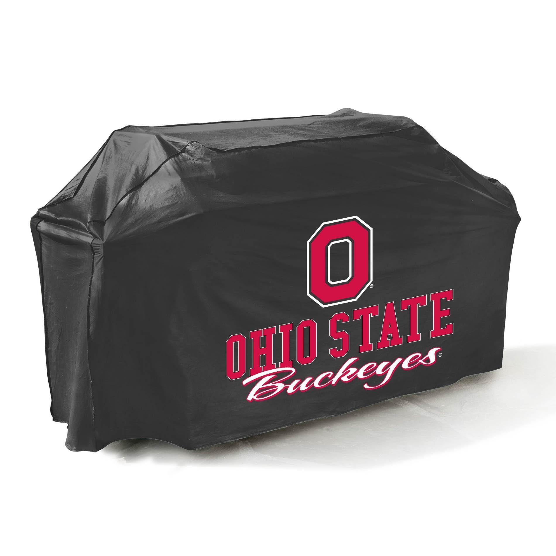 Mr BBQ Ohio State Buckeyes 65 inch Gas Grill Cover by Mr Bar B Q