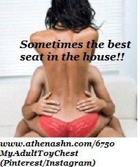 #haveaseat #sitonit #ridehim #adultsonly #adultplay #myadulttoychest #bestseat #bestseatinthehouse