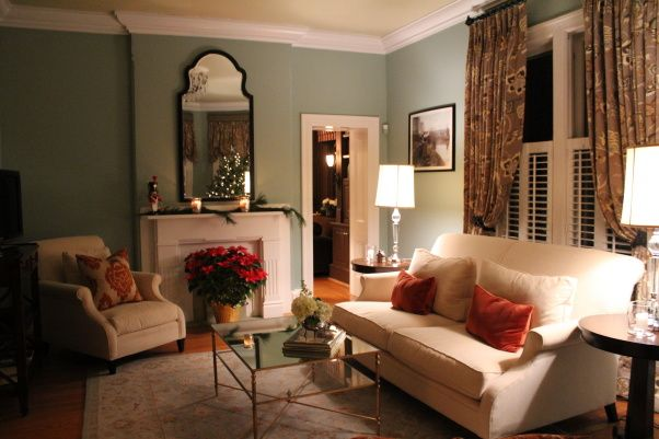 Casually Elegant Victorian Living Room Victorian Living Room Living Room Color Schemes Elegant Home Decor
