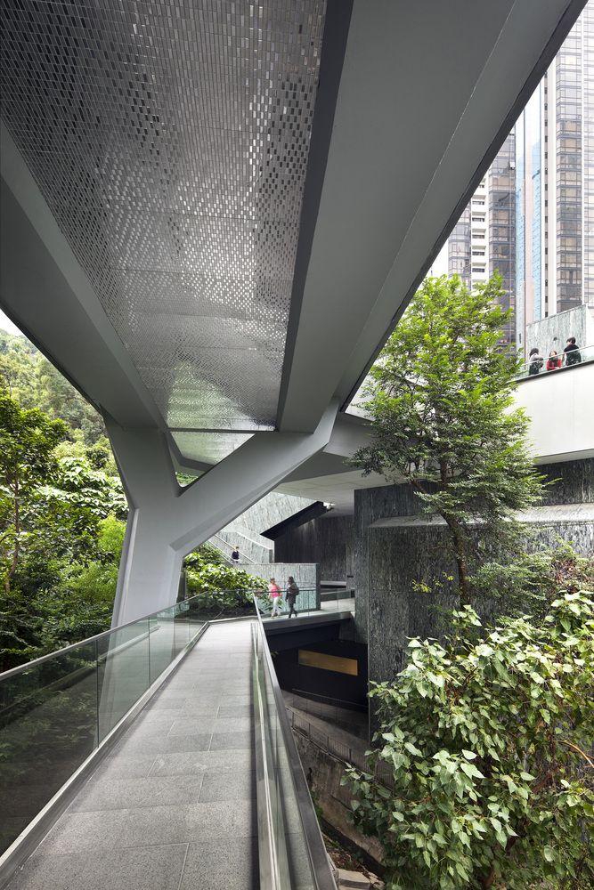 Gallery of Asia Society Hong Kong Center \/ Tod Williams Billie - k chen sp lbecken granit