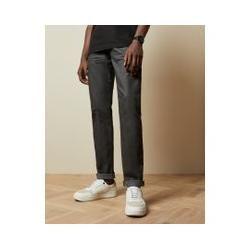 Jeans Aus Dunkelgrauem Denim Ted BakerTed Baker #stylishmen