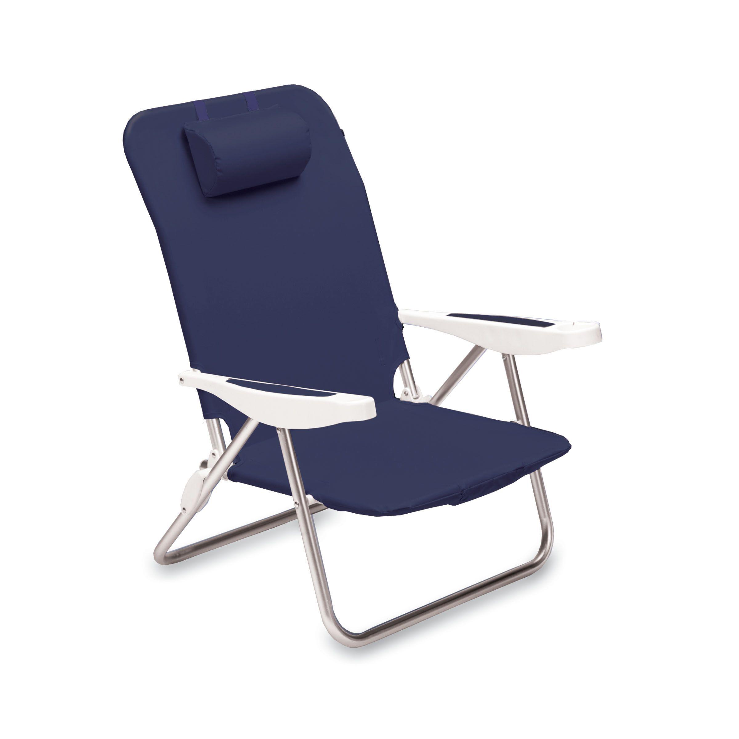 Monaco Beach Chair Backpack Chair by iva