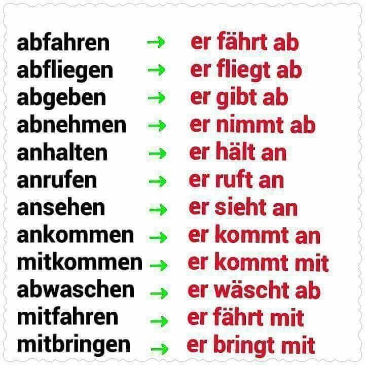 Pin von Erol Çetin auf Almanca Deutsch lernen, Deutsch