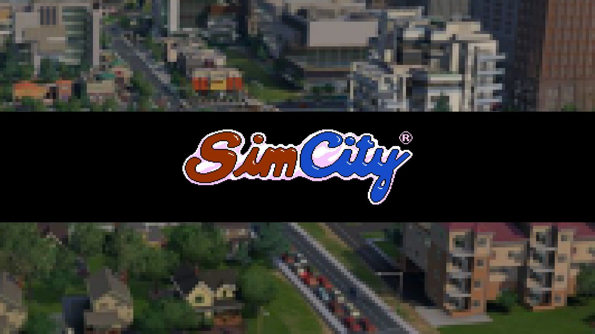Simcity Nes Prototype Digitized And Dissected By Video Game History Foundation With Images Video Games City Building Game Latest Games