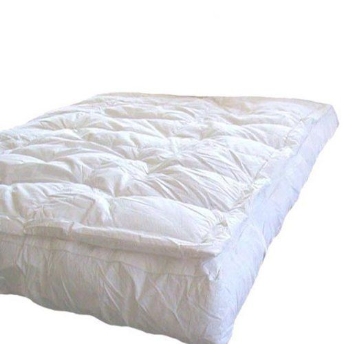 Marrikas Pillow Top Goose Down Feather Bed Featherbed King By Marrikas Http Www Amazon Com Dp B0058p6fqa Ref Cm Sw R P Feather Bed Pillow Top Down Comforter