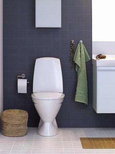 Ifö | Ifo-Sign-WC-stol-6860-inbyggt-S-las | Bad | Pinterest | Signs