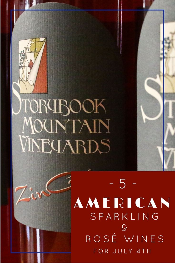 5 American Sparkling Rose Wines For July 4 Wines Wine Book Rose Wine