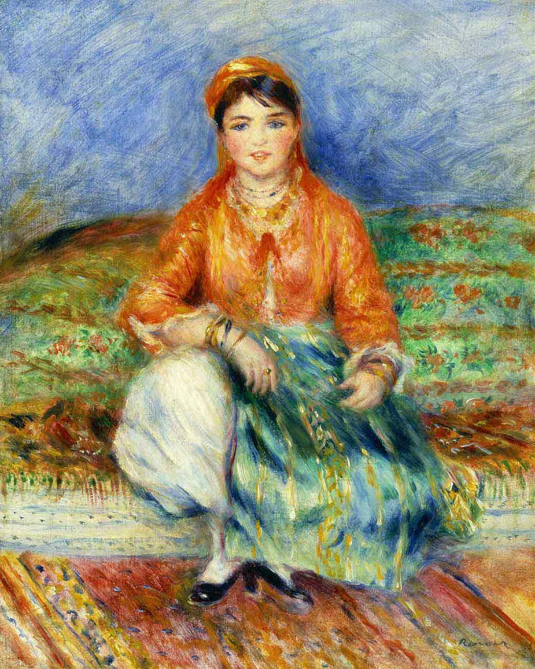ABOUT THE ARTIST Pierre-Auguste Renoir (1841-1919) Movement: Impressionism Even though he is considered to be an impressionist, he very soon developed his own un-Impressionist style. Renoir had a very distinct and instantly recognizable way of painting women – with pinkish skin and blushed cheeks. He painted from life, his friends assisted him. His works have …