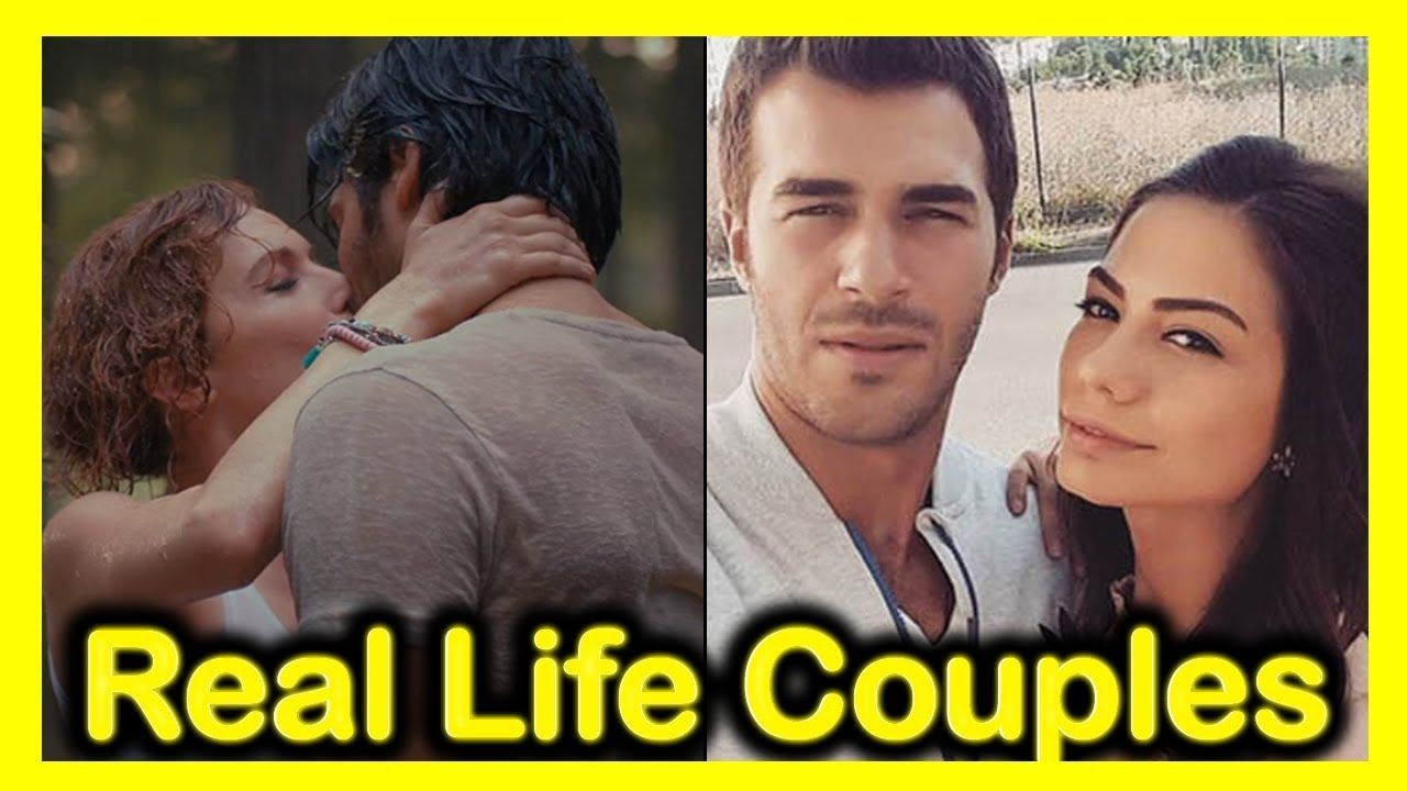 Real Life Couples of Erkenci Kus Stars Demet Özdemir Can