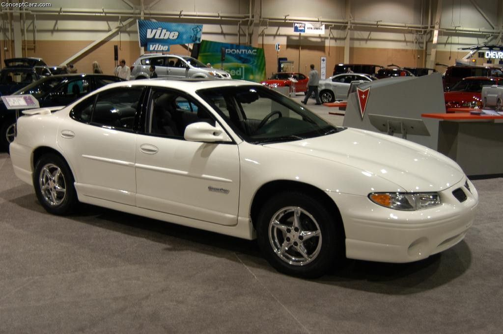 Auction results and sales data for 2003 pontiac grand prix